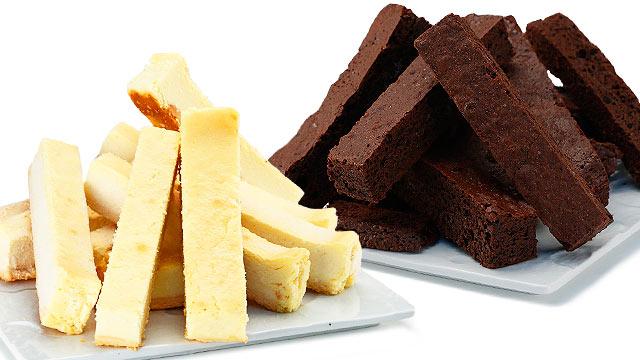 チーズとショコラケーキバー1kg