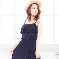 お出掛けもOK★夏の部屋着は楽チンなマキシワンピで決定!