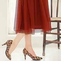 秋色ロングスカートでつくる全身コーデはこれ◎