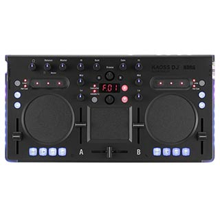 DJ&VJ機材