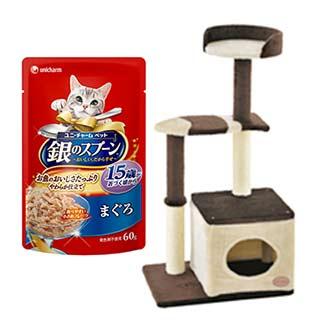 猫用品・キャットフード