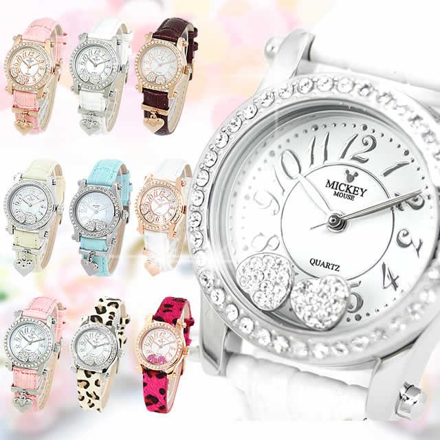 ディズニー限定モデルのミッキー腕時計!