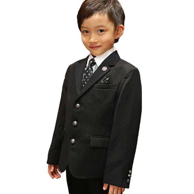 ギンガム/ストライプシャツのスーツ