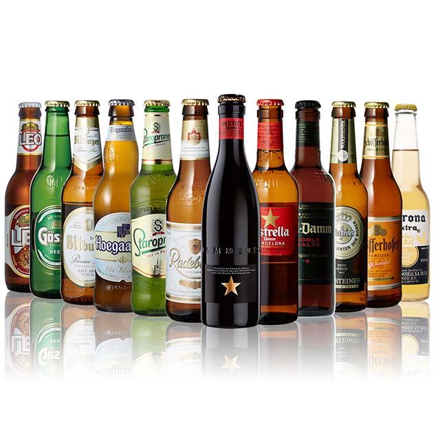 世界のビール 12本飲み比べ ギフトセット