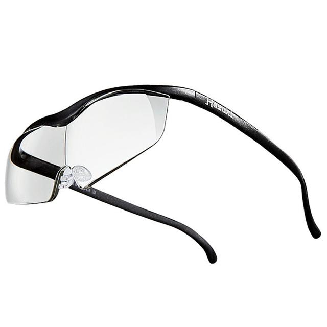 大きく見えるメガネ型拡大鏡 ハズキルーペ