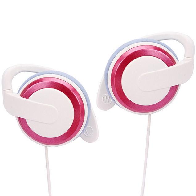 標準3.5mm 耳かけ型 イヤホン
