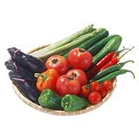野菜やきのこ
