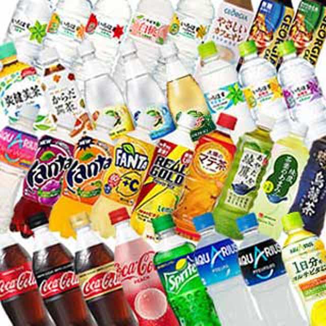 コカコーラ社製品33種!24本×2ケースセット