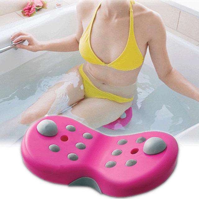お風呂でスイング