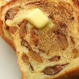 マロンだらけの究極の食パン