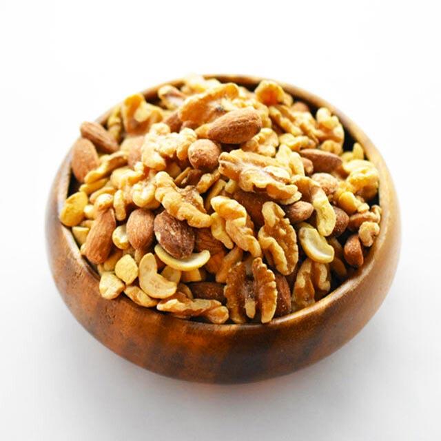 低糖質3種ミックスナッツ 600g