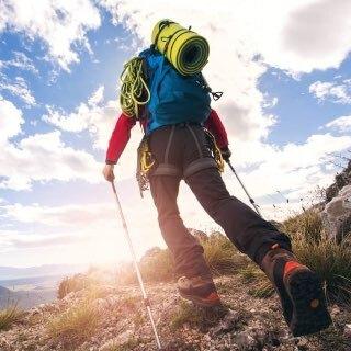 登山の服装・用品