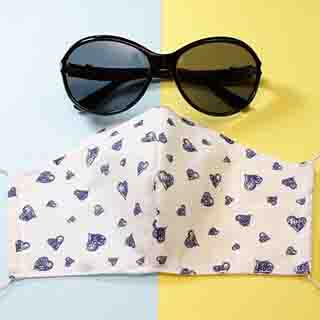 マスク必須の夏が来る!