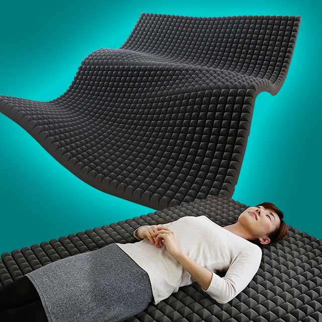 無重力睡眠ハードウレタンマットレス