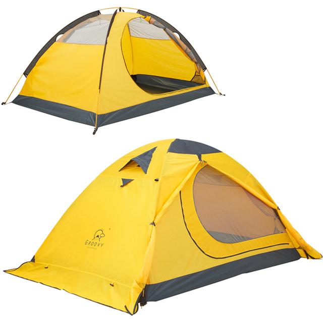 登山用テント ツーリングテント 4シーズン