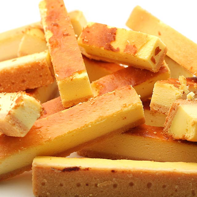 訳あり濃厚★チーズケーキバー