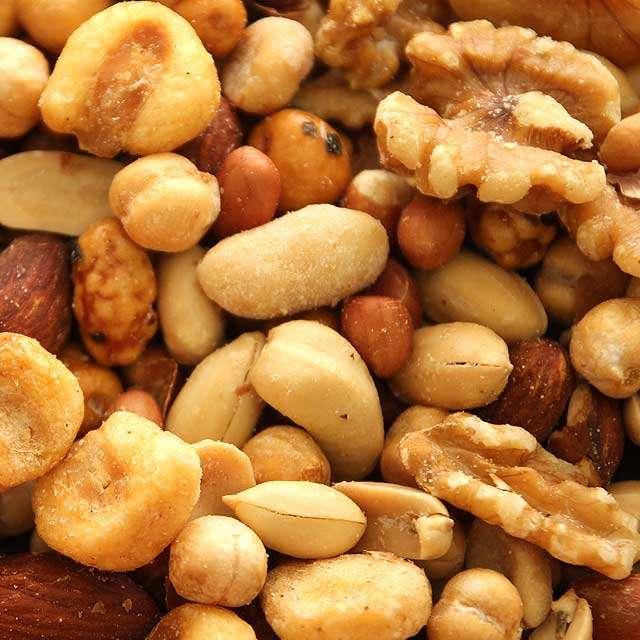 8種厳選ミックスナッツ