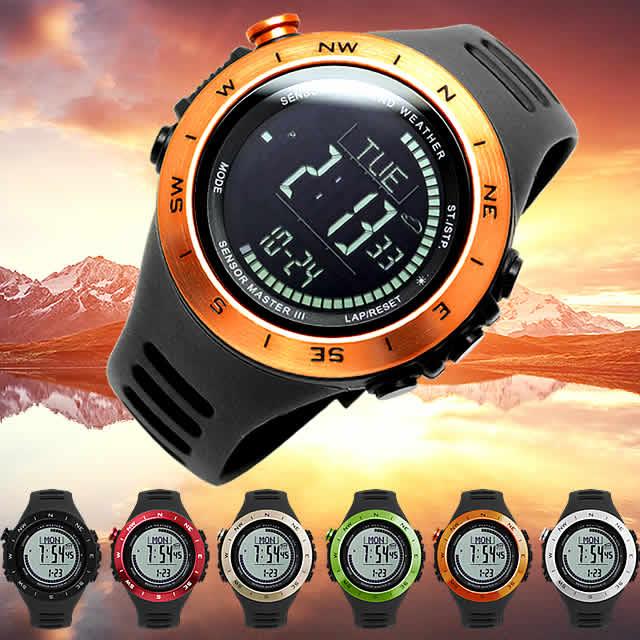 雑誌掲載!スイスのアウトドア腕時計が激安