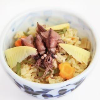 日本海産ほたるいか丸ごと煮干し