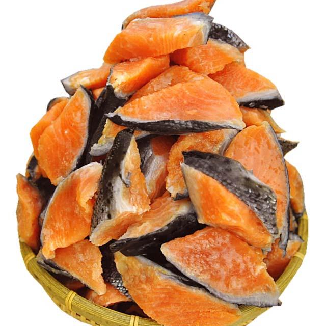 銀鮭カマ切り落とし2kg
