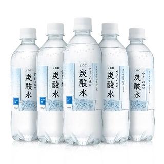 やさしい水の炭酸水 500mL×48本