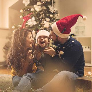 子どもとクリスマス会