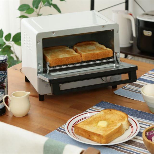 [温度3段階調節付き]オーブントースター