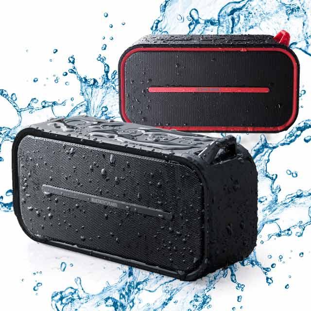 防水 Bluetoothスピーカー
