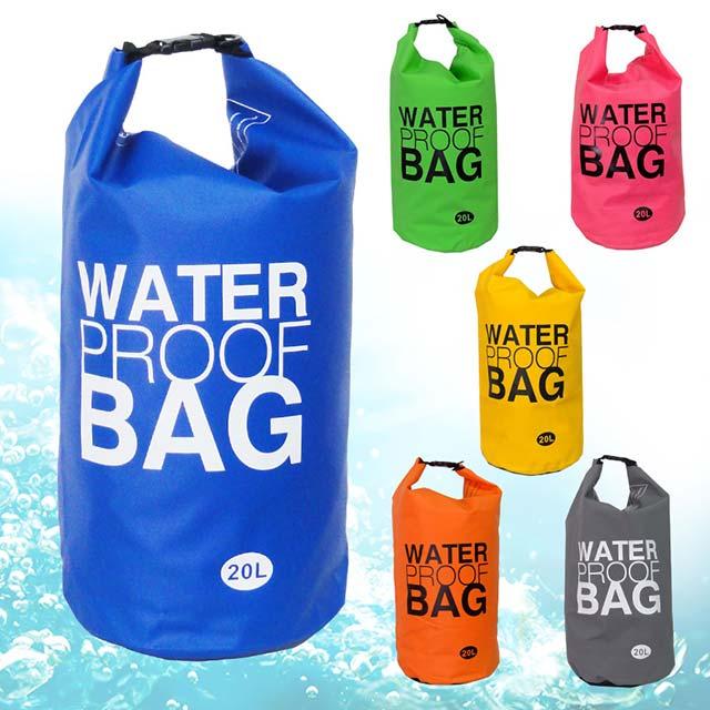 防水スポーツバッグ