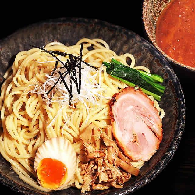 東京高円寺 麺処田ぶしのつけ麺3食入