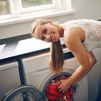 一人暮らし向け洗濯機!