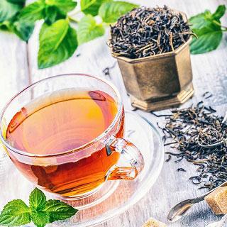 有名銘柄の紅茶